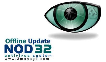 آپدیت آفلاین آنتی ویروس Nod32 به تاریخ 22 11 2010